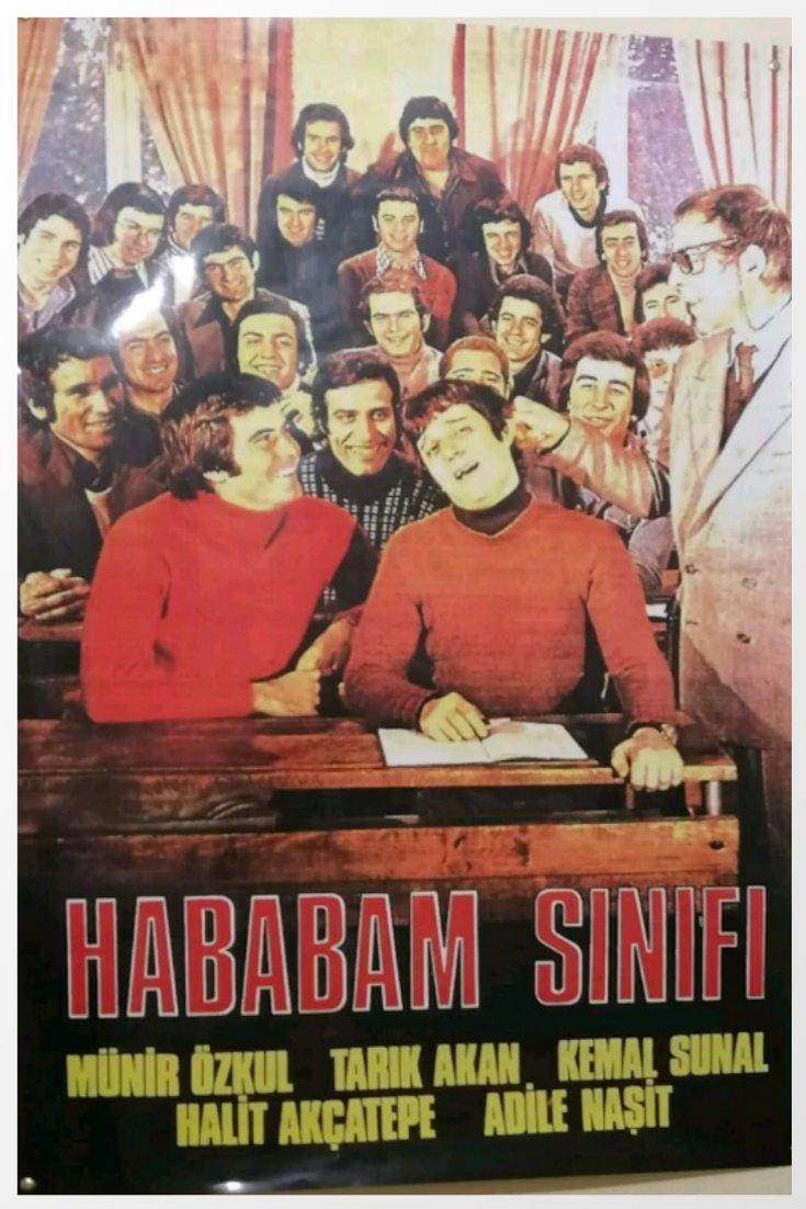 hababam sinifi 1975 afis