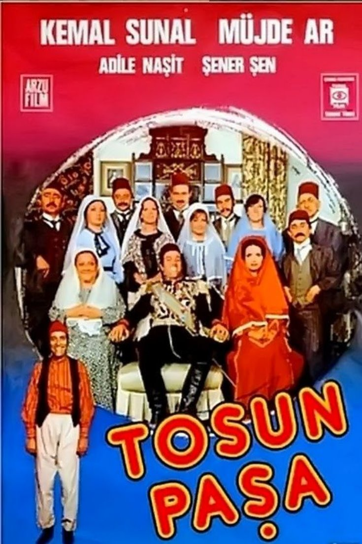 tosun pasa 1976 afis